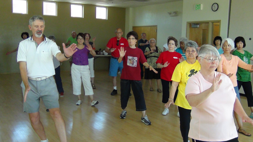 Seniors Program Beginner Tai Chi
